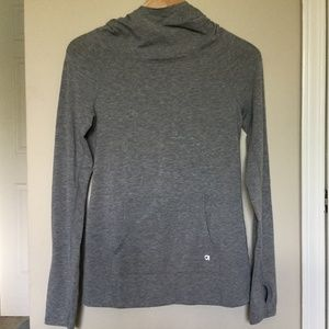 Gap Fit Popover Hoodie with Thumbhole